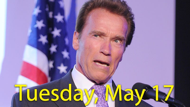 Schwarzenegger Regularly Used His Office For Late-Night Trysts