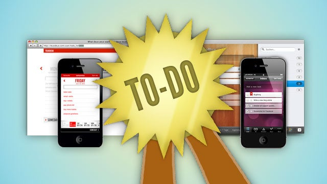 The 2011 iOS To-Do App Awards