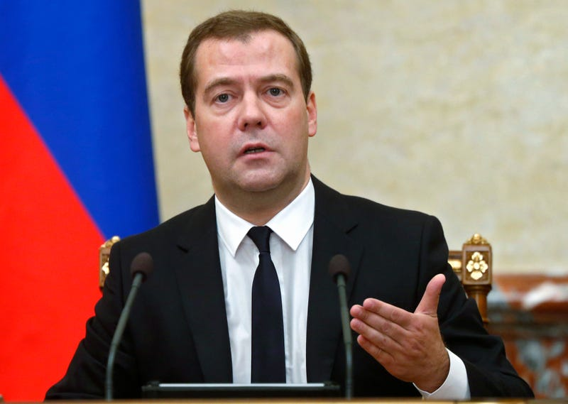 Hackers Seize Russian Prime Minister's Twitter Account