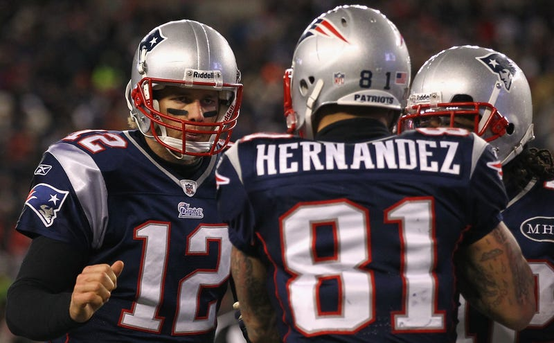 Pats Fans Can Get A Free Exchange For Their Aaron Hernandez Jerseys