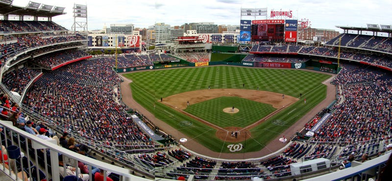 Reports: The Nationals Asked D.C. To Buy Them A Roof For $300 Million