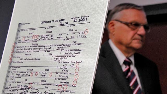 Joe Arpaio Holds Press Conference to Let America Know He's Still a Wingnut