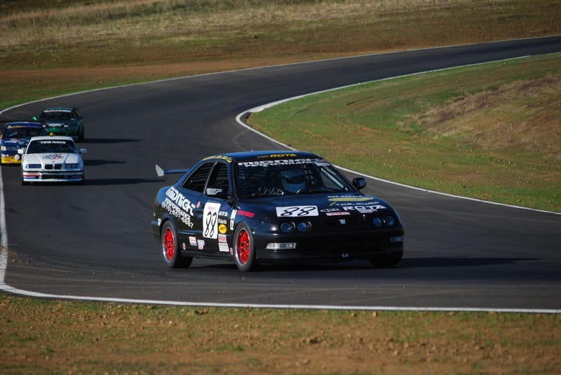 The NASA 25 Hours Of Thunderhill Overload Gallery