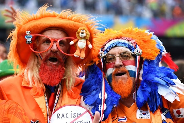 Your Netherlands-Argentina Open Thread