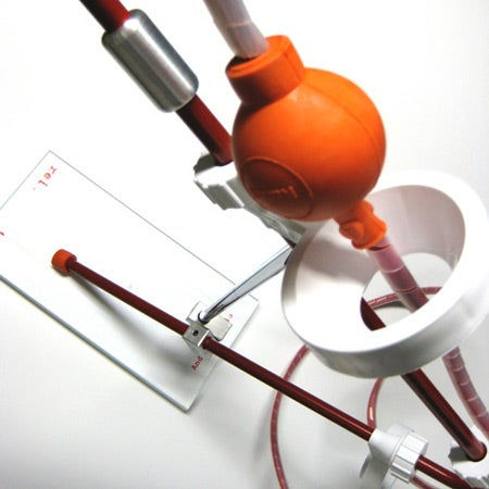 Lamps Designed Like Medical Gizmos Chill Our Blood