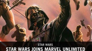 Classic Star Wars Comics Now Available on Marvel Unlimited