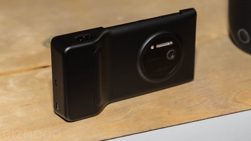 Nokia Lumia 1020 Hands On: This Actually Might Be Amazing