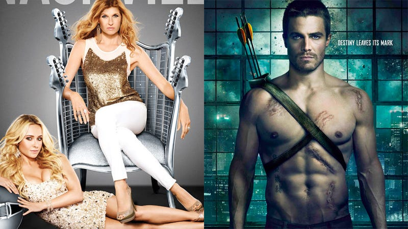 TV's Fall Haul: Nashville and Arrow