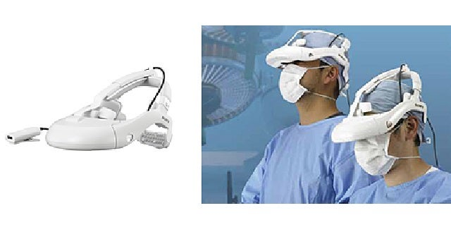 3D Helmet for Surgeons Turns Complex Surgery Into Call of Duty