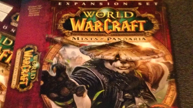 Here's a Look at Mists of Pandaria's Box Art—Is a Release Date Coming Soon Too?