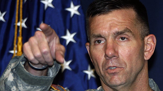 Army General Sicced Crack Psy-Ops Troops on Defenseless, Stupid Senators