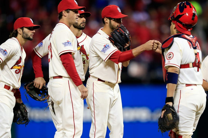 Adventures Of The Cardinals' Six-Hour Plane Delay