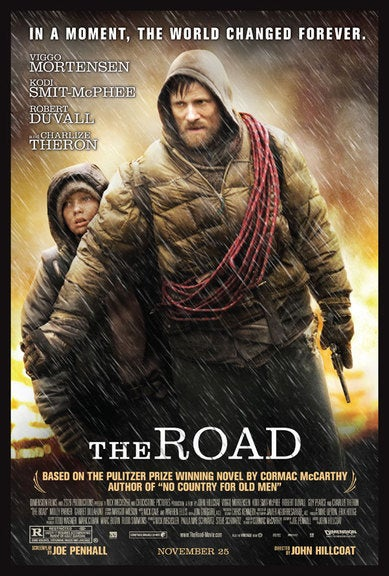 The Road: Final Poster