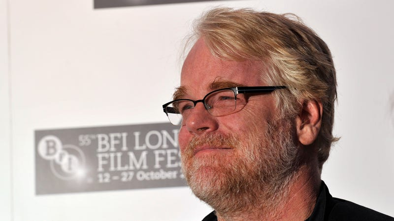 Philip Seymour Hoffman Officially Cast in Catching Fire