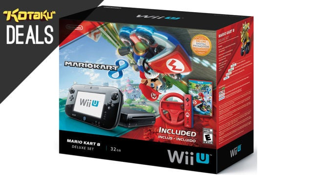 Watch Dogs, Mario Kart 8 Bundle, Humble Weekly, Criterion Sale