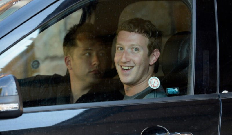 What Would You Drive If You Had Mark Zuckerberg's Money?