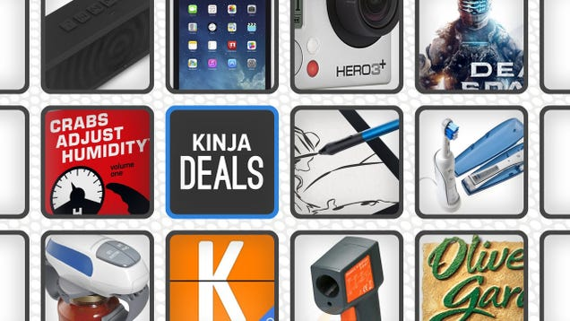 The Best Deals for August 1, 2014