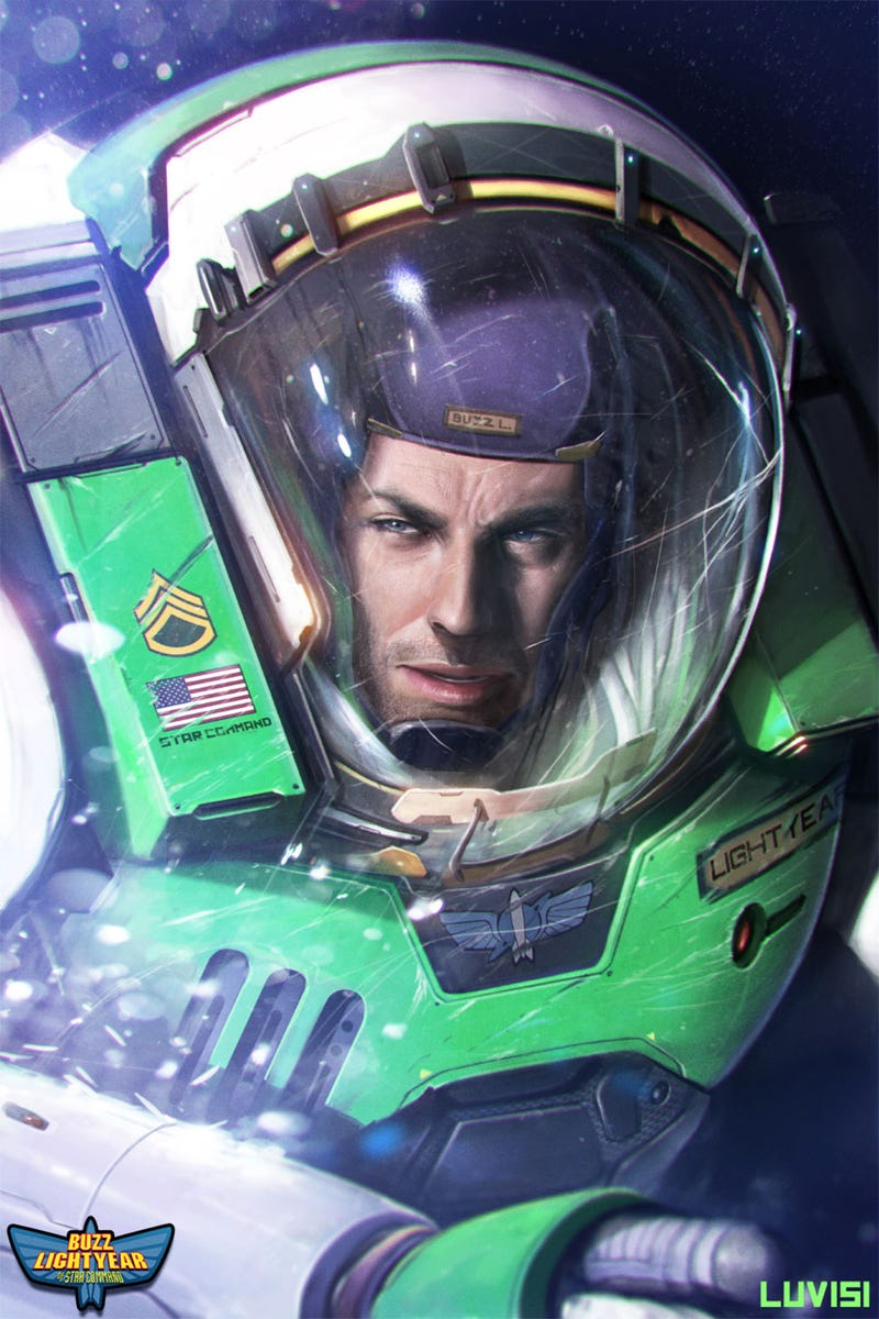 This Badass Buzz Lightyear Could Definitely Save The Galaxy