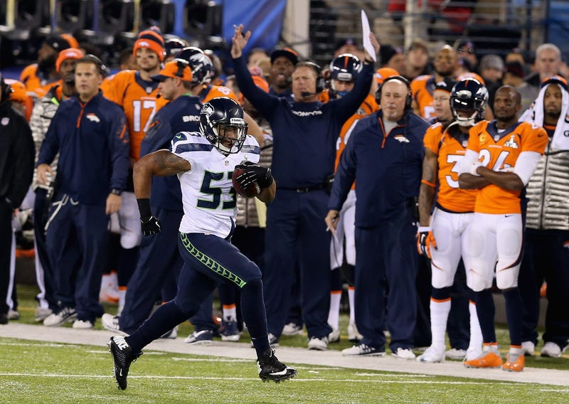 The Seattle Seahawks Burn The Broncos' Touchdown Factory To The Ground