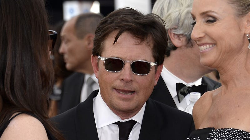 Michael J. Fox Is Awesome, Back