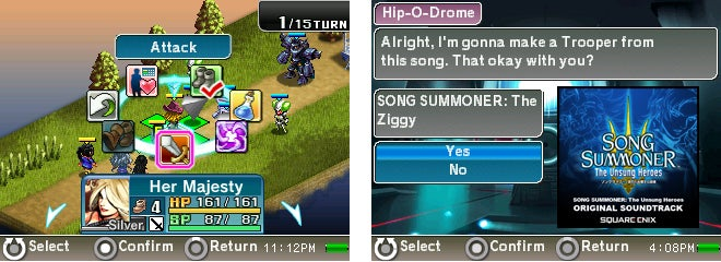 Song Summoner is Square Enix's Song-Based RPG