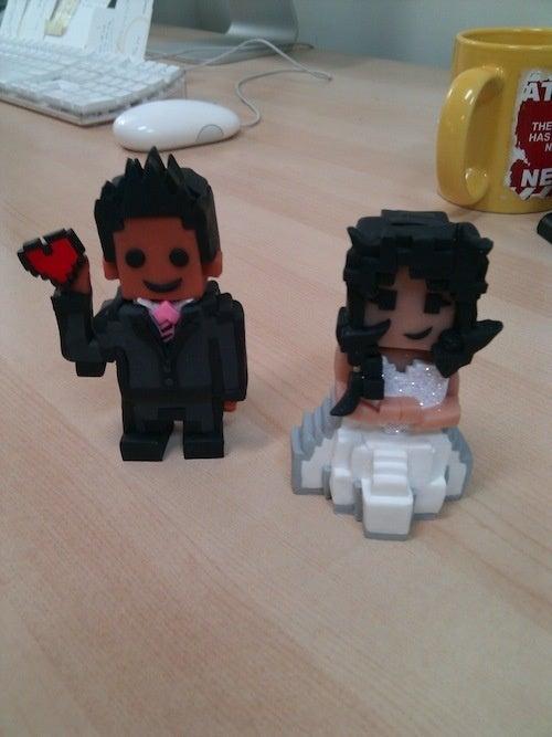 Wedding Cake Topper Gallery