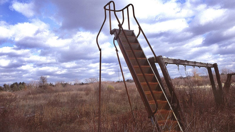 Safe Playgrounds Are Destroying Society