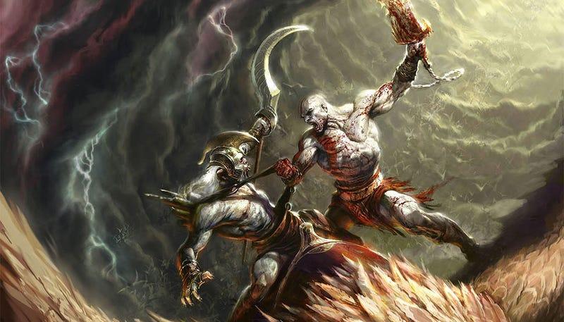 Report: The God Of War Will Slaughter Mortal Kombat