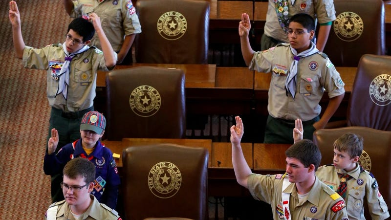 Obama Asks Boy Scouts to Stop Being Homophobes and Admit Gays