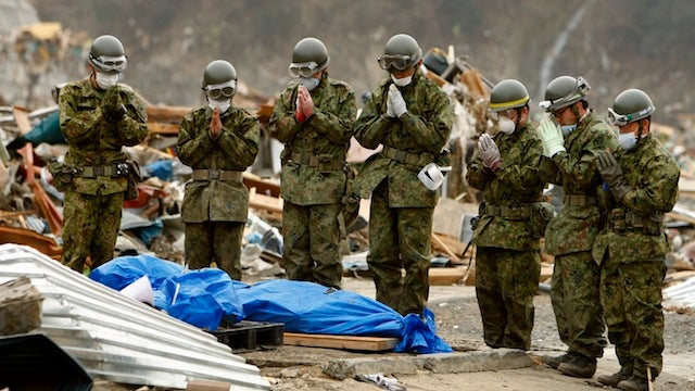 Earthquake Death Toll Estimated at 18,000