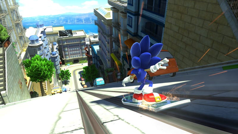 Sonic Generations: The Kotaku Review