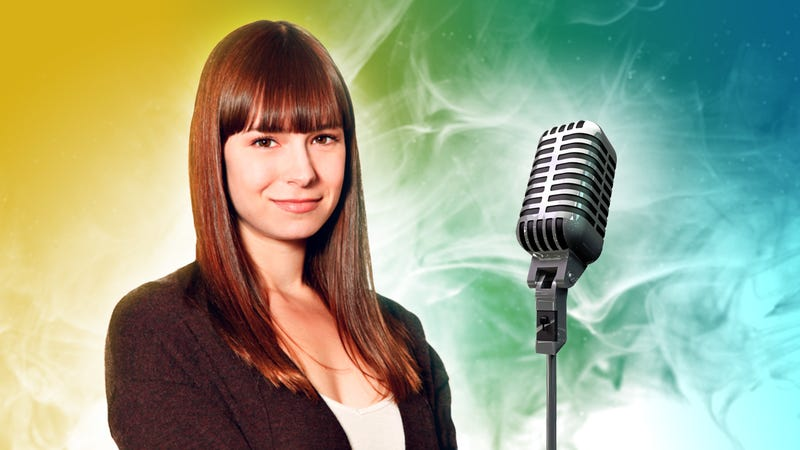 Veronica Belmont of Tekzilla and the Gizmodo Show Is Here to Answer Your Questions