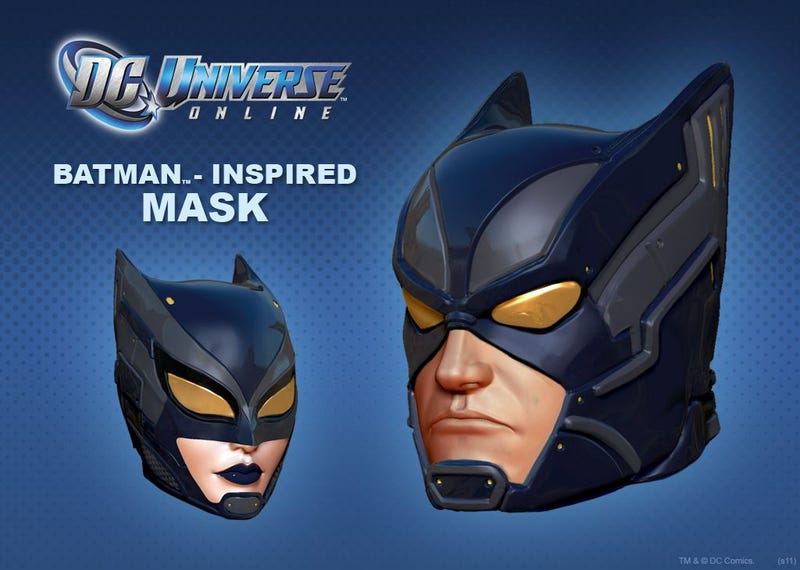 DC Universe Subscribers Get a Free Month, Free Cowl Over Hack Attack