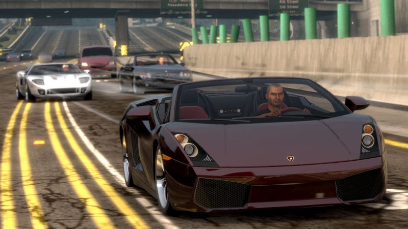 Midnight Club: Los Angeles Hands-On