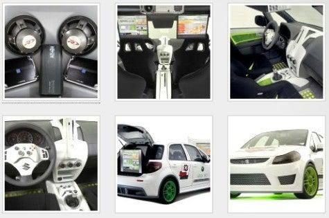 LA Auto Show Preview: Suzuki Xbox Concept