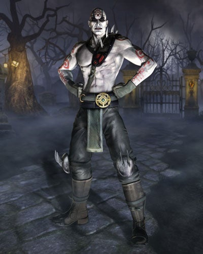 The Mortal Kombat Vs. DC Universe DLC That Could've Been