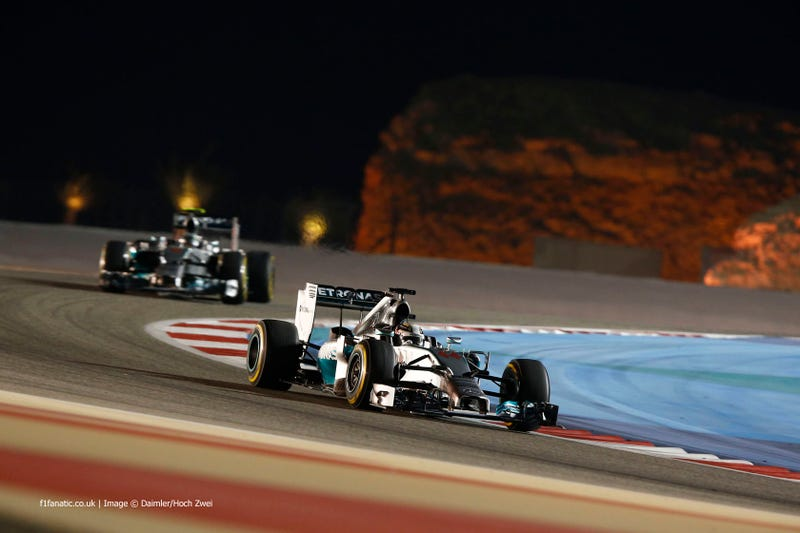 Bahrain Gran Prix in Pictures