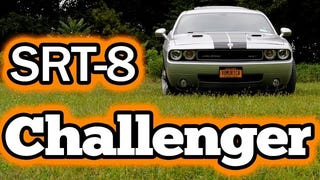 How The Dodge Challenger SRT8 Doesn't Fit In To The Car World Anymore