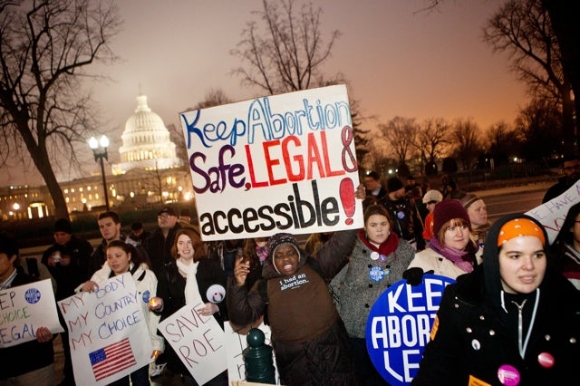 Bad News for Anti-Choicers: Most People Are Sane, Want to Keep Abortion Legal