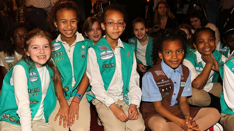 Girl Scouts: The Culture Wars' Tiniest Soldiers