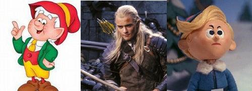 The Evolution Of Elves