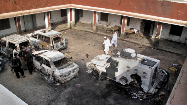 Taliban Uses Married Couple, 8-Year-Old Girl In Bombings