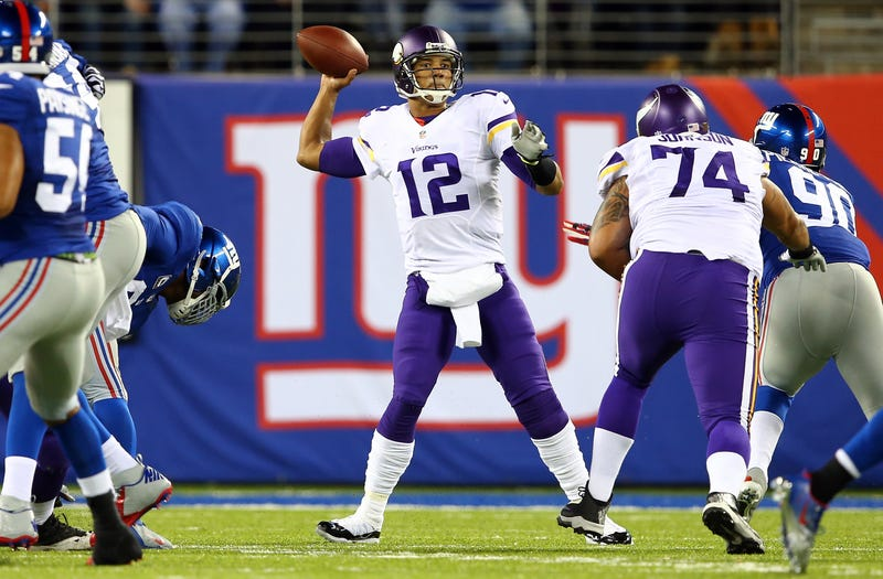 Vikings-Giants Was Punishment For Something You Did In A Past Life