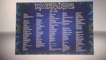 Breaking: Official Rock Band 2 Tracklist Revealed