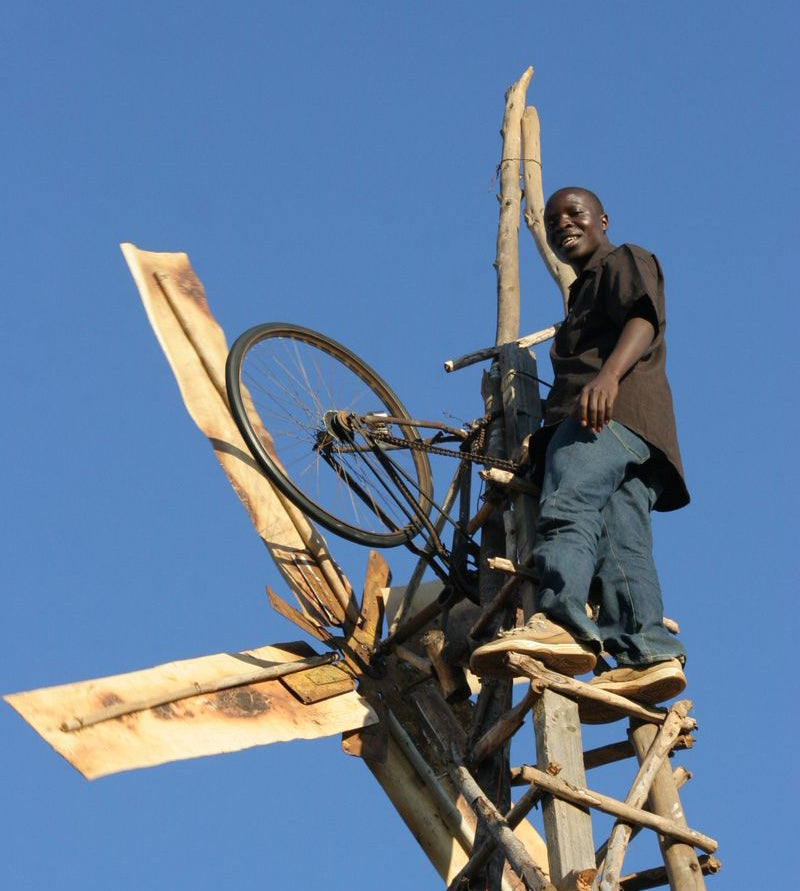The Boy Who Harnessed the Wind: Persistence, Jury-Rigging, and Ingenuity Against All Odds