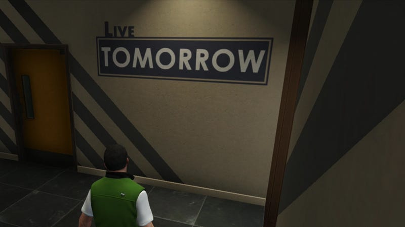 Take A Look At GTA V's Parody Of The Facebook Offices