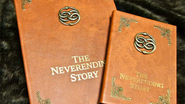 Turn Your iPad Into The Neverending Story