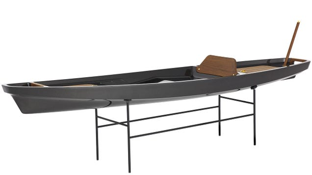 McLellan Jacobs Kayak 1: A Luxury Yacht For One