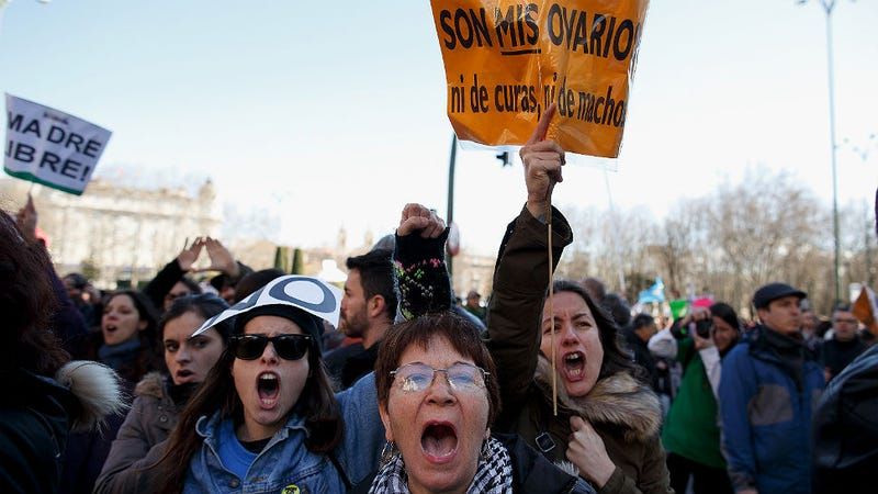 Spain to Ban Abortion