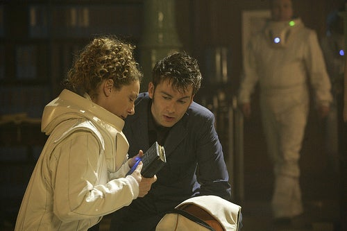 New Clip Shows Secrets Of Doctor Who's Infinite Library